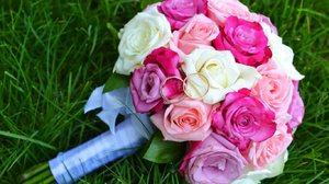 Роза прад в букетах